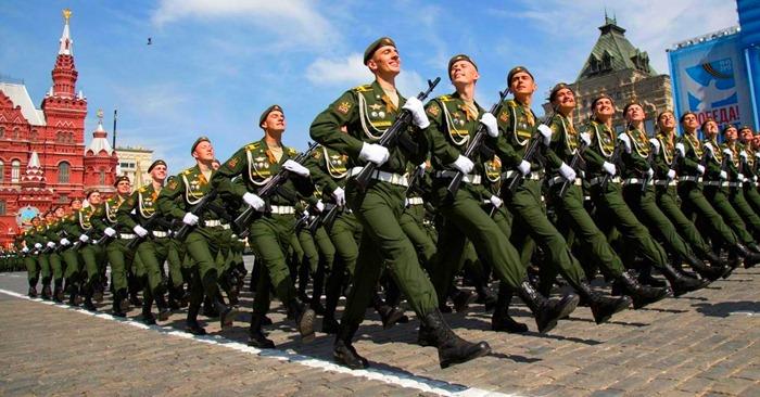 Az Orosz Föderáció fegyveres erői