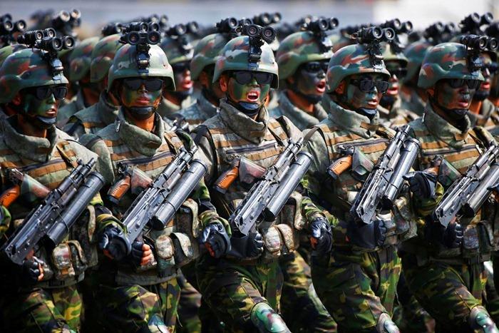 A Koreai Köztársaság fegyveres erői