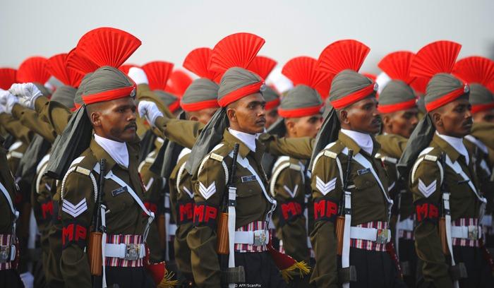 Indiai fegyveres erők