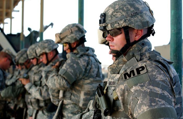 Az amerikai hadsereg a legerősebb a világon