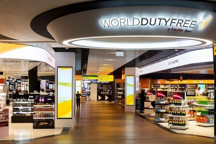 Heathrow Airport, Duty Free World