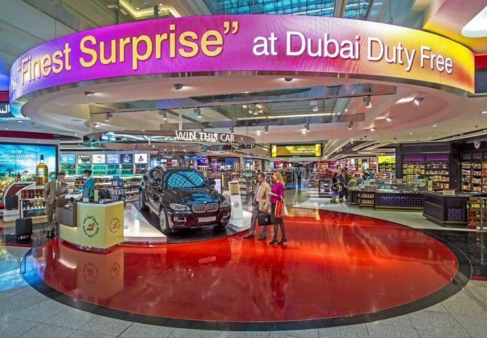 Dubai Duty free International