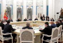Orosz régiók vezetői