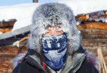 Téli Oroszország