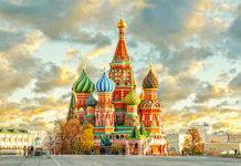 Moszkva, Oroszország