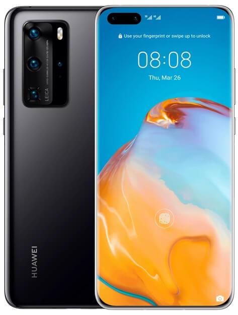 Huawei P40 Pro okostelefon a legjobb kamerával 2020-ban