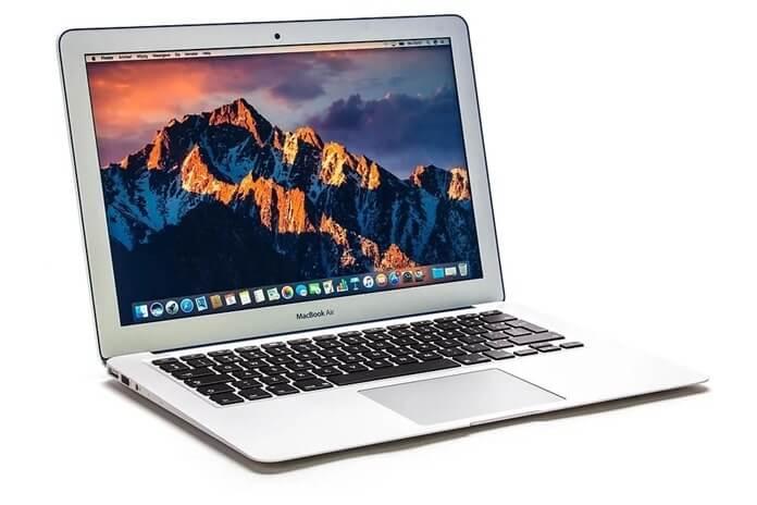 MacBook Air, 2017