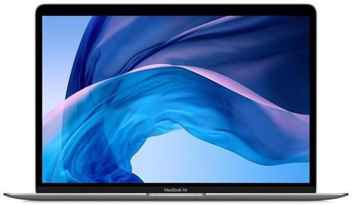 MacBook Air 13, Retina kijelző True Tone-val, 2020