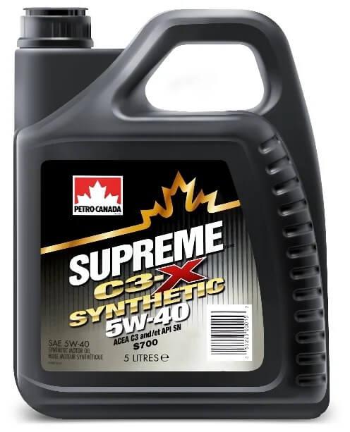 Petro-Canada Supreme szintetikus 5W-30