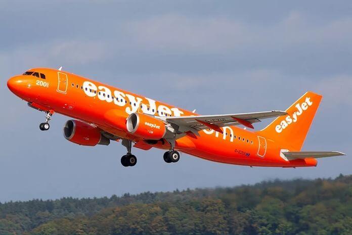 Az EasyJet az Európa 2020 legjobb fapados légitársasága